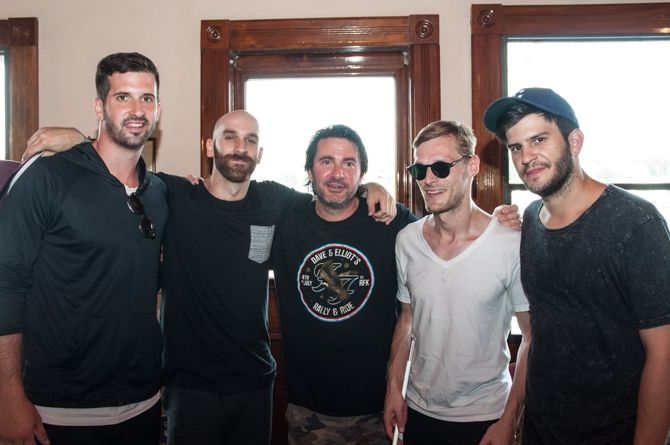 Dc Talk Cruise >> WWDC, Elliot In The Morning, X Ambassadors | Alternative Artist, Band, and Radio Photos ...