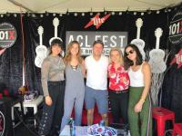 The Aces Barnstorming ACL With 101X/Austin