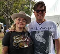 Shame, Shame, Shame, Shame If You Missed Elle King At ACL