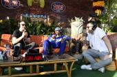 Snoop Dogg Lights Up KROQ Weenie Roast