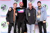 X Ambassadors Up Close In Fort Wayne