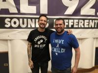 Frank Turner In The ALT 92.1 Radio Theater