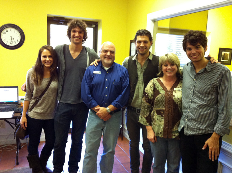 For King & Country stops by WAFJ/Augusta | Christian Artist