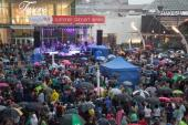 WGTS/Washington DC Summer Concert Series Ends In A Flash
