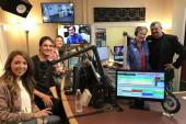 Passion Visits Johnny & Stacey @ WGTS/Washington DC