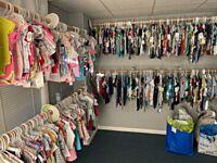 WRVL/Lynchburg Listeners Donate Baby Items