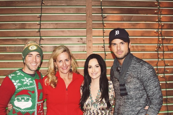 americas morning show welcomes kacey musgraves