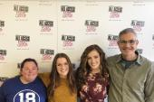 Caryn Lee Carter Stops By All Access Nashville