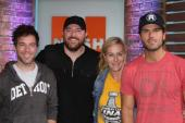 Chris Young Chats With 'Ty, Kelly & Chuck'
