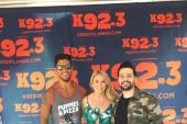 Dan + Shay Catch Some Rays With WWKA/Orlando