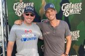 Granger Smith Hangs With WCOL/Columbus, OH PD Dan Zuko