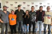 James Barker Band Stops By All Access Nashville