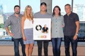 Kane Brown Goes Gold With 'What Ifs'