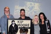 Kip Moore's 'Up All Night' Goes Platinum