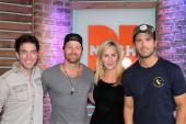 Kip Moore Chats With 'Ty, Kelly & Chuck'