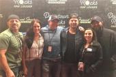 Kip Moore Kicks It In Vegas