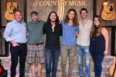 Levon Stops By Academy Of Country Music