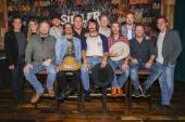 Midland Celebrates First Career Chart-Topper 'Drinkin' Problem'
