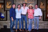 Midland Visits The Academy Of Country Music