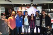 Old Dominion Hangs With WYCD/Detroit