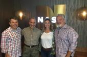 Shania Twain Stops By The Cumulus/Nashville NASH Campus