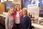 Trisha Yearwood Debuts Food Line At CBS Radio/Chicago's 'Culinary Kitchen'