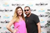 Tyler Farr Takes The Stage At Pepsi Gulf Coast Jam