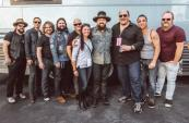Zac Brown Band Takes The Stage In Hershey, PA