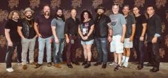 Zac Brown Band Performs In Hartford, CT