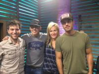 Aaron Watson Chats With 'Ty, Kelly & Chuck'