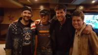 Aaron Watson Hangs With Gunnar And The Grizzly Boys