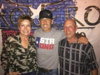 Aaron Watson Hangs With WRBT/Harrisburg