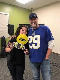Ashley McBryde Continues On Radio Tour