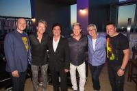Rascal Flatts Hold Rooftop Album Release Party