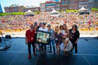Granger Smith's 'Backroad Song' Goes Gold