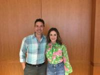 Jillian Jacqueline Visits Cumulus Headquarters