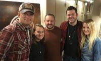 Walker McGuire Makes Radio Tour Stop In Des Moines