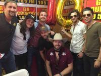 KKGO And LANCO Celebrate Stagecoach