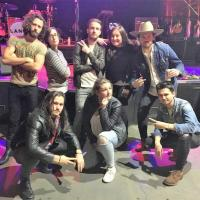 LANCO Hangs With Country Radio Friends
