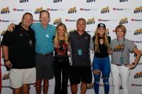 Brooke Eden And Lindsay Ell Perform At 'Island Hopper Songwriter Fest'