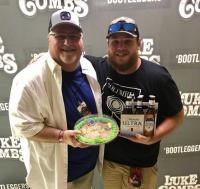 Luke Combs Parties Like Its Your Birthday