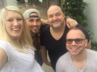 Michael Ray Hangs With KILT/Houston