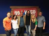 Ryan Hurd Visits WYCD/Detroit