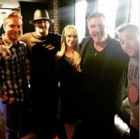 WYCD/Detroit Hangs With Kid Rock And Uncle Kracker