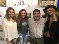 "Runaway June Leaves ""Lipstick"" Marks In Birmingham"