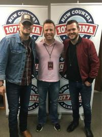 Walker McGuire Continues Northeast Radio Tour