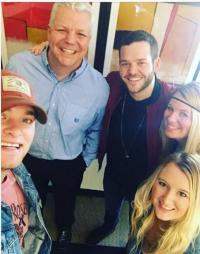 Walker McGuire Continues Radio Tour In Virginia