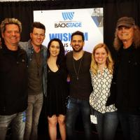 Waterloo Revival Makes A Splash At ACM Awards Backstage Broadcast