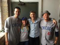 Trent Harmon Joins WUSN/Chicago For Cubs Home Opener
