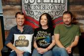 Ashley McBryde Hangs With Tige & Daniel